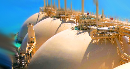 Global LNG demand expected to almost double by 2040 -Shell