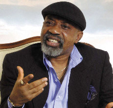 *Dr. Chris Ngige, Minister of Labour & Productivity.