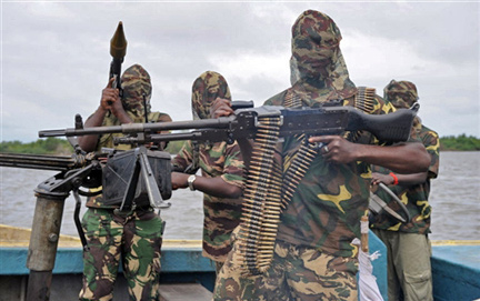 Nigerian govt vs. militants: A game of cat and mouse
