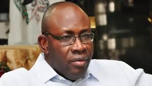 *Governor Seriake Dickson of Bayelsa state.