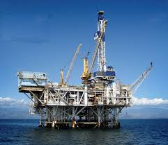 Offshore oil rig3