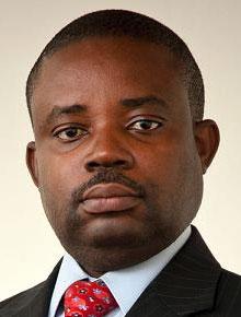 Armando-Manuel, Angola's sacke Finance Minister