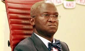 *Babatunde Raji Fashola, Minister of Power, Works & Housing.