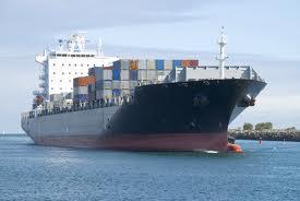 *Cargo vessel.