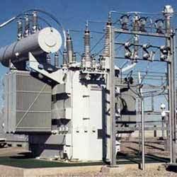 *Electricity distribution transformer.