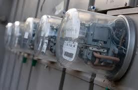 *Electricity metres.