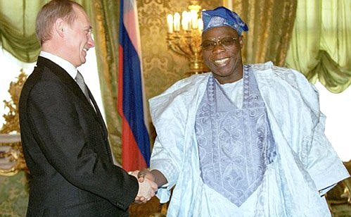How Obasanjo failed to seize upon Putin's offer to revive Ajaokuta Steel