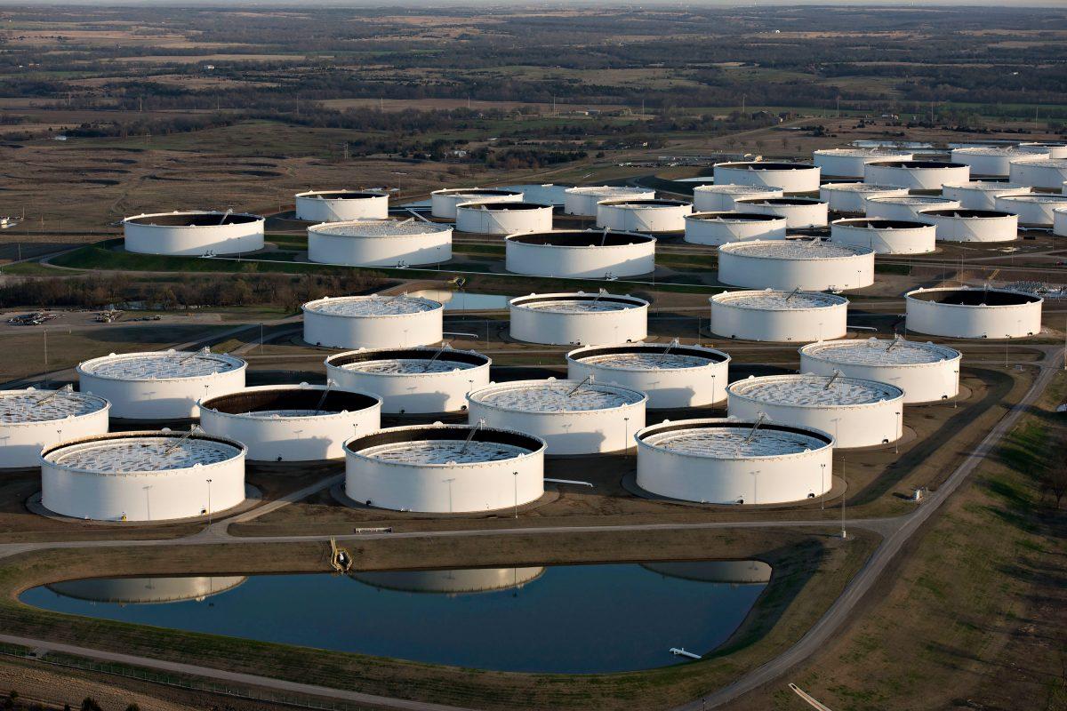 U.S. crude stocks drop unexpectedly last week - EIA