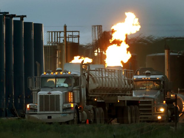 Shale discipline could slow U.S. oil output growth by 50% this year