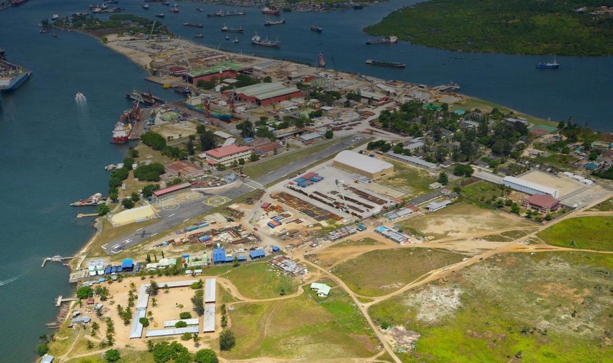 Nigerdock diversifies, commences port terminal services
