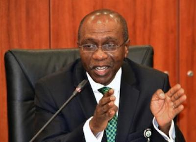 Central Bank of Nigeria keeps benchmark interest rate at 13.5%