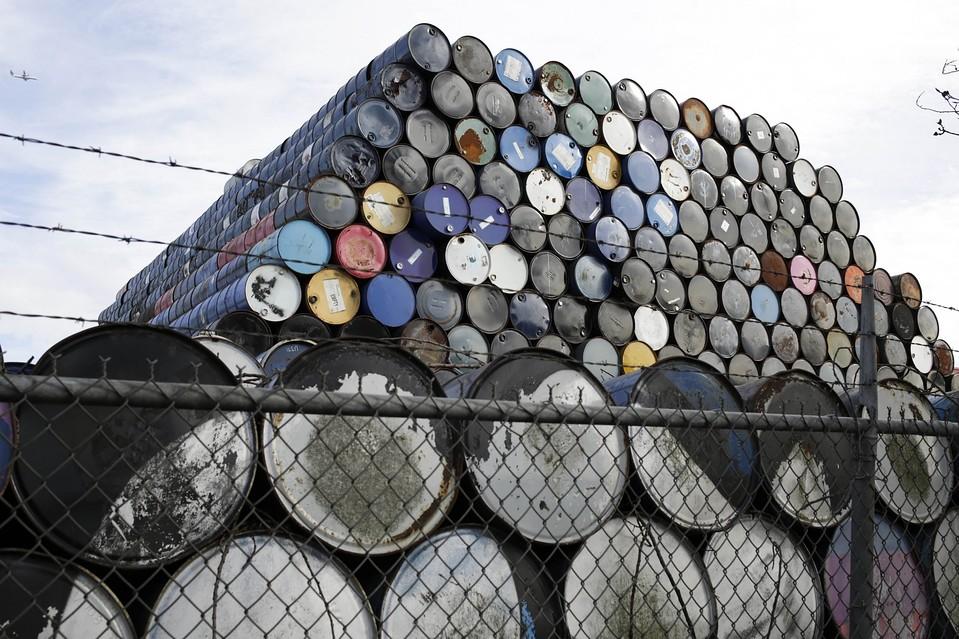 U.S crude inventories slips to 1.7mb/d