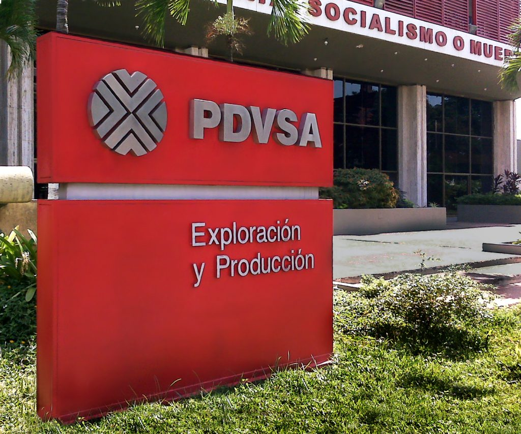 Venezuela to move PDVSA to Moscow over U.S sanctions