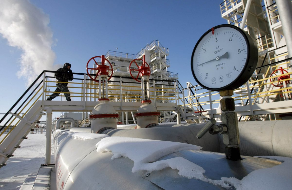 Russia's Pacific port of Kozmino saw oil exports up by 9.2% in 2019