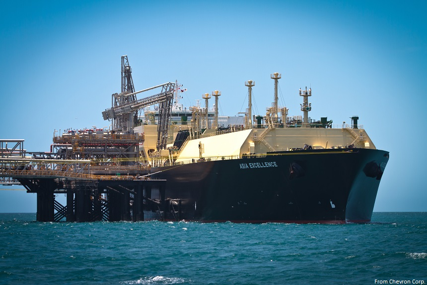 Global LNG-Asia LNG prices at over 6-month high on Gorgon concerns, cargo buying