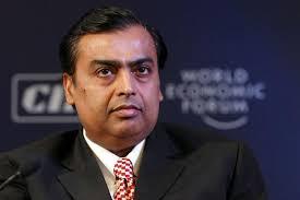 Mukesh Ambani, Chairman, Reliance Industries Ltd.