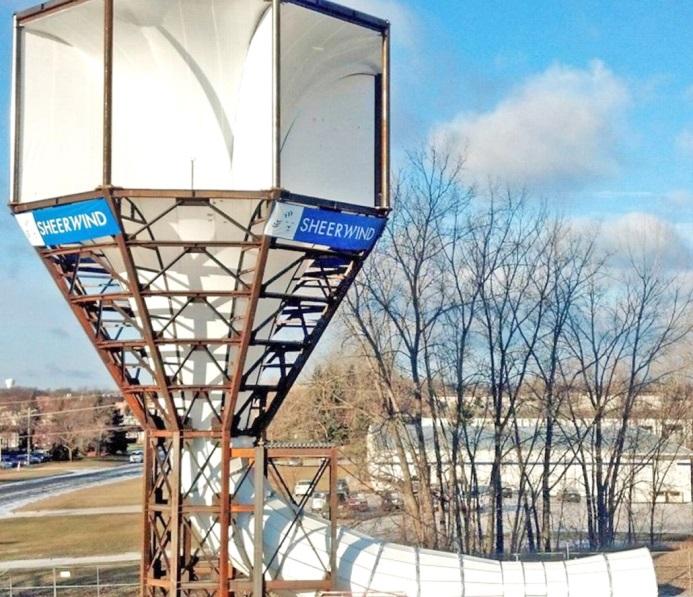 Wind energy innovations - Bladeless wind turbines