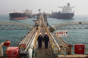 Iraqi southern oil exports average about 3.63 mln bpd
