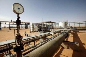 Libya's El Sharara oilfield