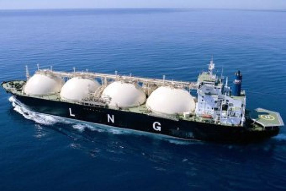 Two LNG tankers bound for Australia's Prelude facility divert-shiptracking data