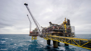 gas output falls 3 percent in 2018