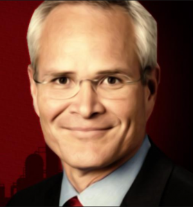 Darren Woods, Exxon Mobil Corp CEO