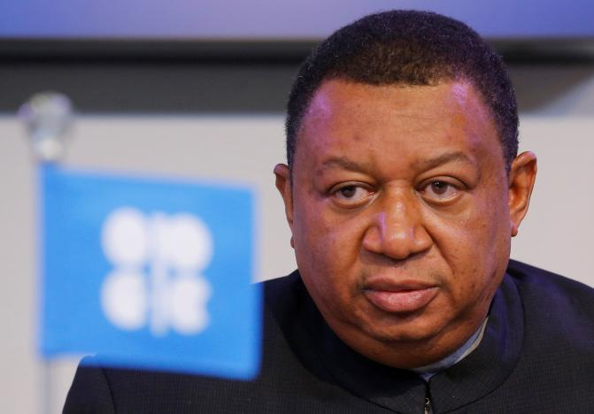 OPEC 'cautiously optimistic' oil market to recover in 2021, sec gen says