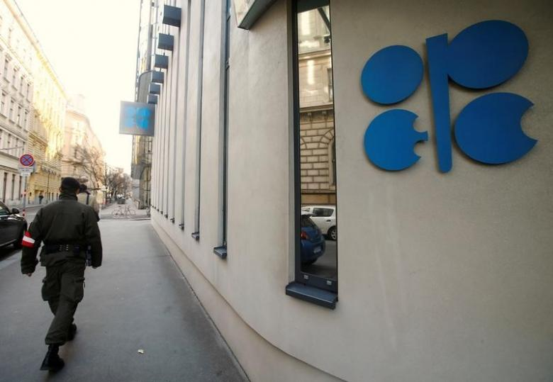 OPEC daily basket oil price closes at $55.81 per barrel
