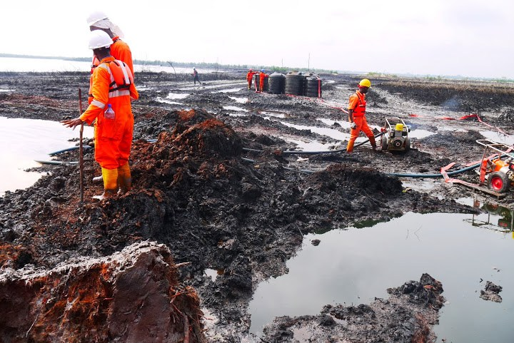 Ogoni clean-up: Youths decry deviation from UNEP recommendations