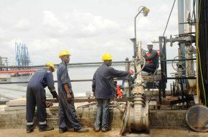 Brazil oil workers