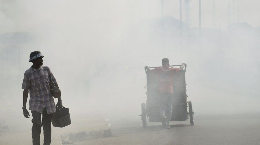 Hydrocarbon soot: ERA threatens legal action against government