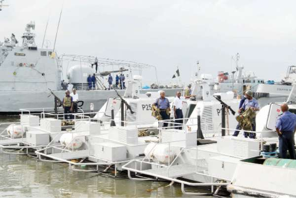 Nigerian Navy acquires vessels, helicopters to tackle oil theft