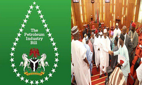 Senate, House of Reps to consider PIB Tuesday