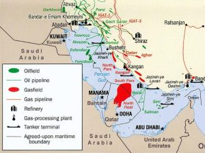 Iran to launch new development phases of South Pars gas field