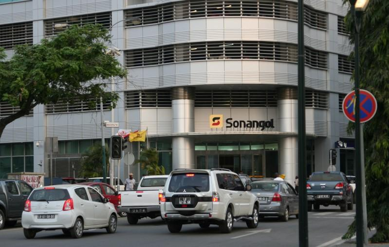 Angola's Sonangol reports EBITDA of $4.8 billion in 2019 - statement
