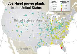 Coal fired power plants - SweetCrudeReports