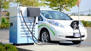Electric vehicle maker Rivian