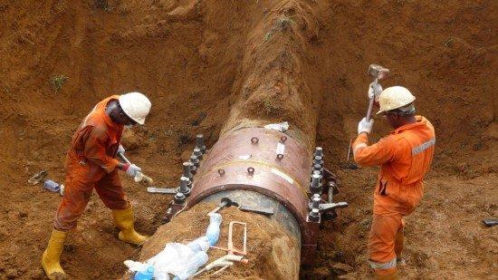Trans-Ramos pipeline in post-repair testing 8-months after shutdown
