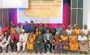 SPDC celebrates senior citizens in host communities