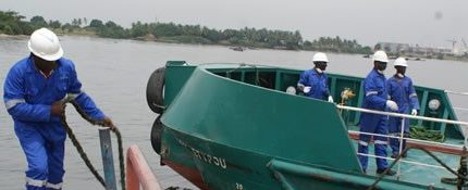 African Circle procures 2 patrol boats for marine pollution control