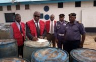 Oil theft: EFCC receives vessel, 1 million litres of AGO from Navy