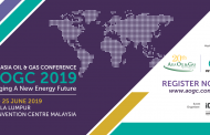 Forging a new energy future at the 20th AOGC
