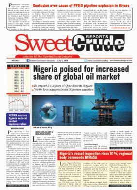 Nigeria poised for increased share of global oil market
