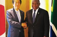TICAD7: Ramaphosa lauds Japan's role in shaping African development