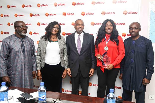 Aiteo Group, Jigo bags double awards from OAU