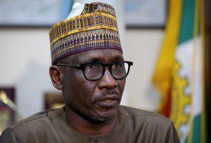 Ruptured pipeline in Nigeria's Delta state spilled oil - NNPC chief