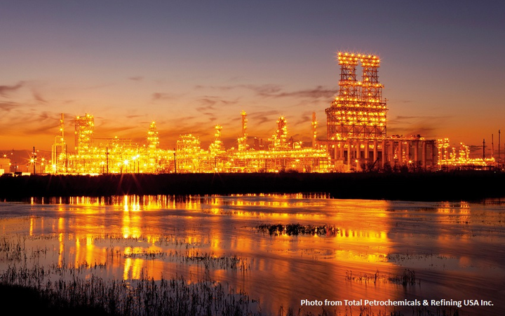 Total Port Arthur, Texas refinery cuts coker production
