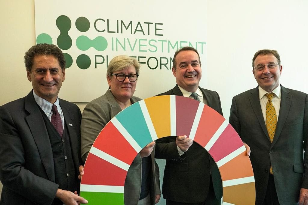 New Climate Investment Platform targets increase in flow of capital