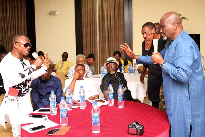 Dokubo meets 97 ex-militant leaders over issues affecting Amnesty programme