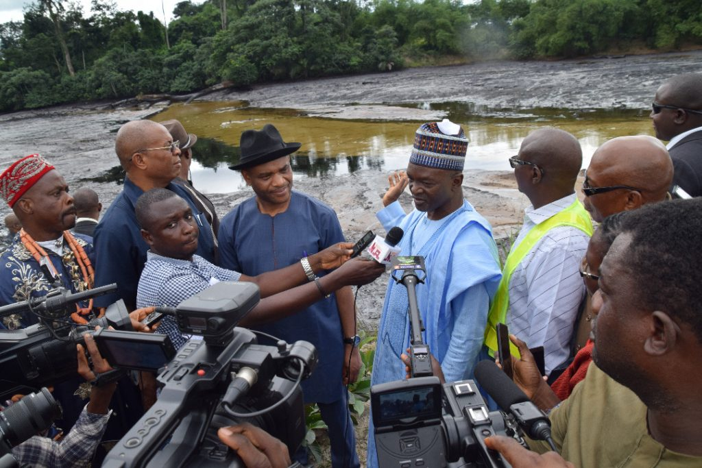 Nigerian govt reiterates commitment to Ogoni cleanup